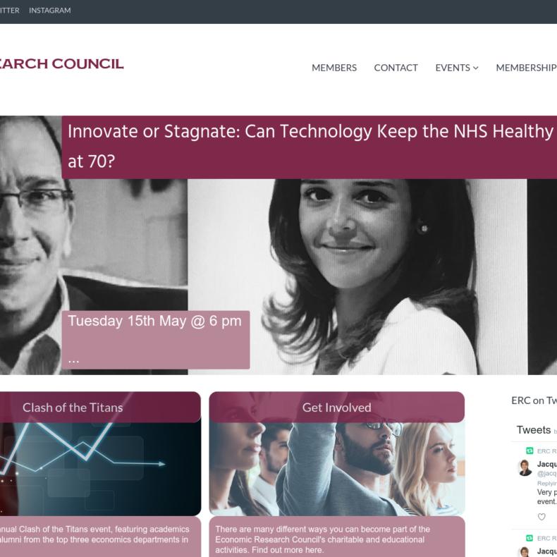 The Economic Research Council